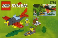 Lego 2769 Aircraft and Boat