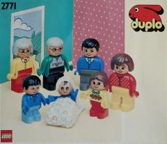 Lego 2771 DUPLO Family