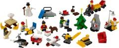 Lego 2824 City Advent Calendar