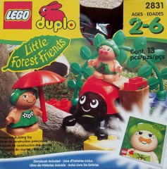 Lego 2831 The Toadstools