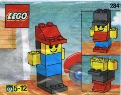 Lego 2841 Boy