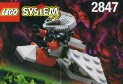 Lego 2847 Flyer