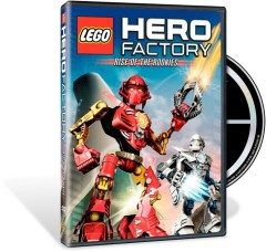 Lego 2856076 LEGO Hero Rise of the Rookies DVD