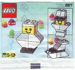 Lego 2877 Snowman