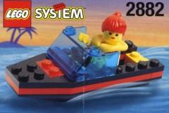 Lego 2882 Speedboat