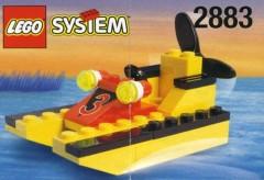 Lego 2883 Boat