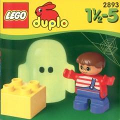Lego 2893 Boy with ghost