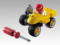 Lego 2904 Motorbike