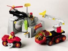 Lego 2914 Rescue Base