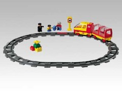 Lego 2932 Train Starter Set with Motor