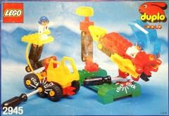 Lego 2945 Space Center