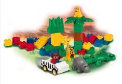 Lego 2968 Animal Safari