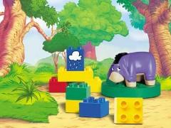 Lego 2977 Eeyore and the Little Raincloud