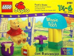 Лего 2981