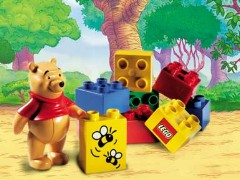 Lego 2991 Pooh and the Honeybees