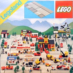 Lego 300 Road Plates, Junction