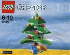 Lego 30009 Christmas Tree