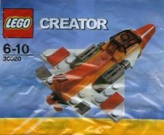 Lego 30020 Jet