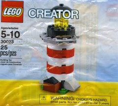 Lego 30023 Lighthouse