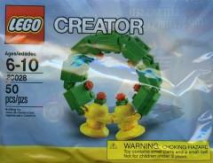Lego 30028 Holiday Wreath