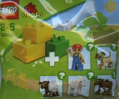 Lego 30060 Farm - Dog