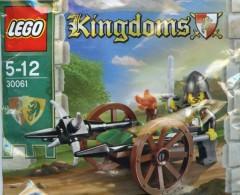 Lego 30061 Attack Wagon