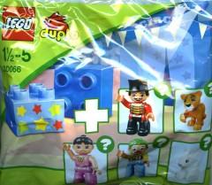Lego 30066 Circus - Girl
