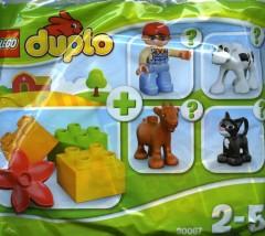 Lego 30067 Farm - Calf