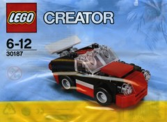 Lego 30187 Fast Car
