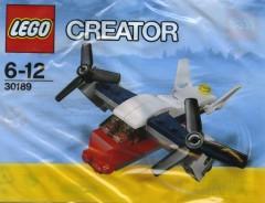 Lego 30189 Transport Plane