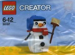 Lego 30197 Snowman