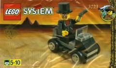 Lego 3023 Sly Boot
