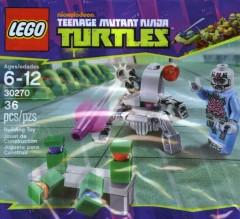 Kraang's Turtle Target Practice