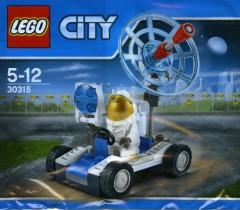 Lego 30315 Space Utility Vehicle