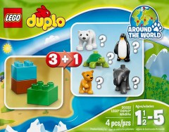 Lego 30322 Wildlife - Penguin