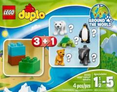 Lego 30322 Wildlife - Tortoise
