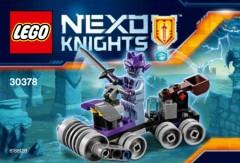 Lego 30378 Shrunken Headquarters