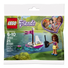lego friends boat instructions