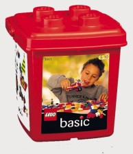 Lego 3041 Basic Building Set, 5+