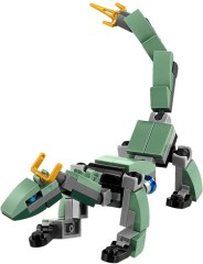 Lego 30428 Green Ninja Mech Dragon