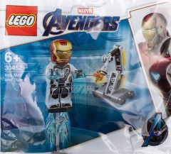Iron Man and Dum-E
