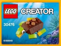 Lego 30476 Happy Turtle