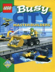 Lego 3058 Busy City