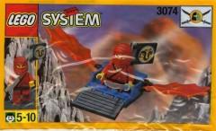 Random set of the day: Red Ninja's Dragon Glider