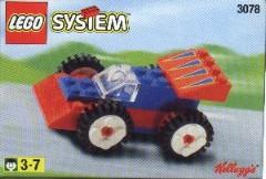 Lego 3078 Car