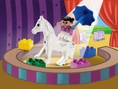 Lego 3087 Circus Princess