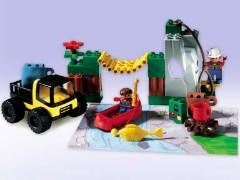 Lego 3089 Adventure Trip