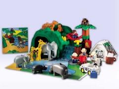 Lego 3095 Wildlife Park
