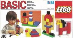 Lego 310 Basic Building Set, 3+