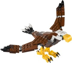 Lego 31004 Fierce Flyer